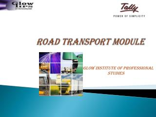 Road Transport Module