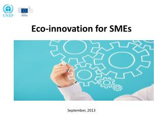 Eco-innovation for SMEs