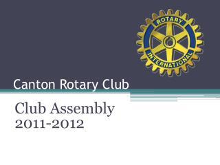Canton Rotary Club