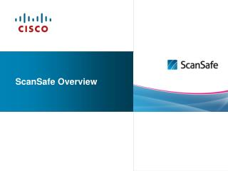ScanSafe Overview