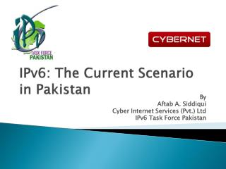 IPv6: The Current Scenario in Pakistan