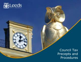 Council Tax Precepts and Procedures