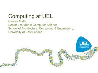 Computing at UEL