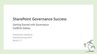 SharePoint Governance Success