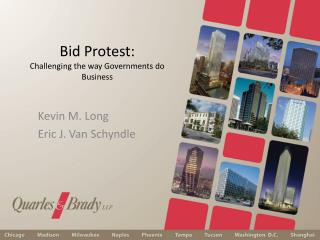 Bid Protest: Challenging the way Governments do Business