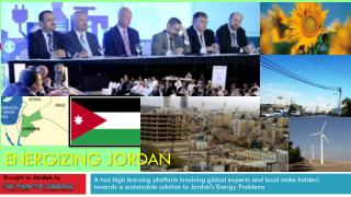 Energizing Jordan