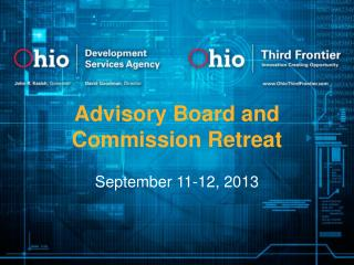 Advisory Board and Commission Retreat