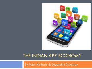 The Indian App Economy