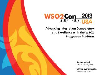 Advancing Integration Competency and Excellence with the WSO2 Integration Platform
