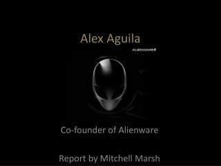 Alex Aguila