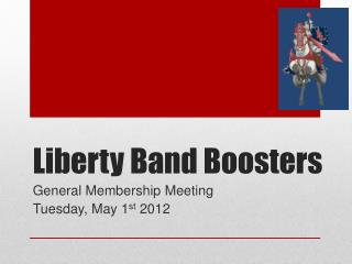 Liberty Band Boosters