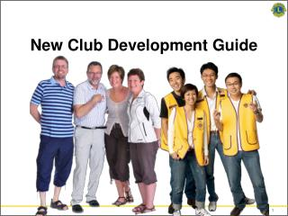 New  Club  Development  Guide