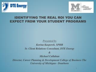 Identifying the Real ROI You Can Expect from Your Student  Programs