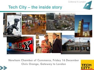 Tech City – the inside story