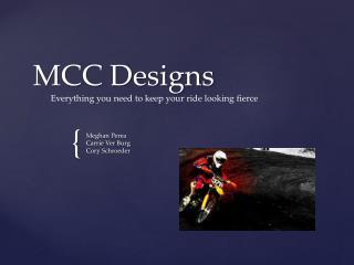 MCC Designs