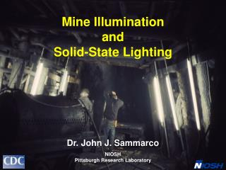 mine illumination  and  solid-state lighting