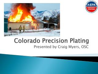Colorado Precision Plating