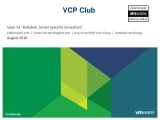 VCP Club
