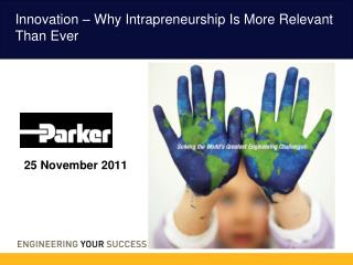 Innovation – Why  Intrapreneurship  Is More Relevant Than Ever