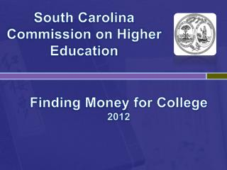 Finding Money for College 2012