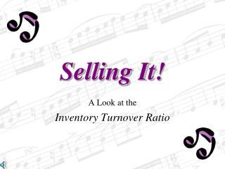 Selling It!