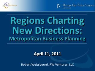 Robert Weissbourd, RW Ventures, LLC