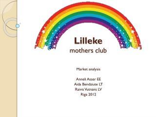 Lilleke mothers club