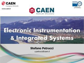 Stefano Petrucci s.petrucci@caen.it