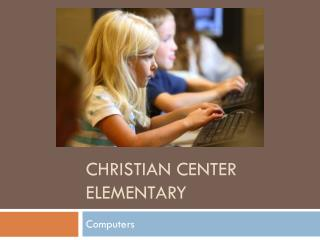 Christian Center Elementary