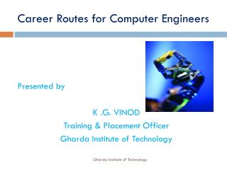Career Routes for Computer Engineers