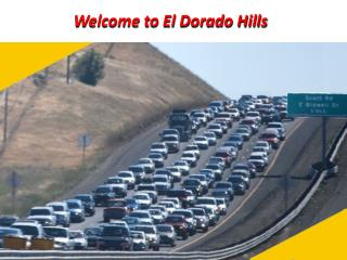 Welcome to El Dorado Hills