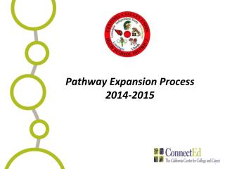 Pathway Expansion Process 2014-2015