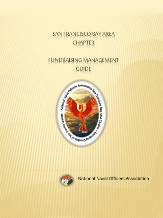 San Francisco Bay Area  Chapter Fundraising Management  Guide