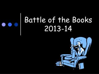 Battle of the Books 2013-14