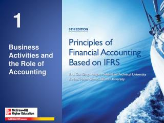 Business Activities and the Role of Accounting