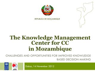 challenges and opportunities for improved knowledge based decision making