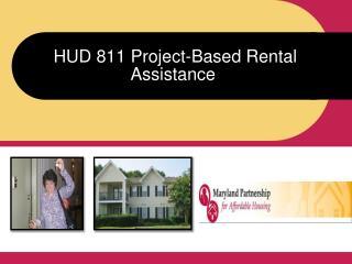 HUD 811 Project-Based Rental Assistance