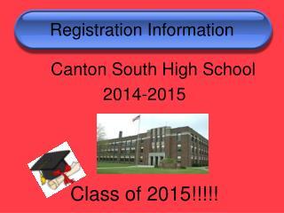 Registration Information