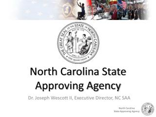 North Carolina State Approving Agency