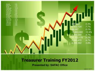 Treasurer Training FY2012