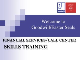 Welcome to Goodwill/Easter Seals