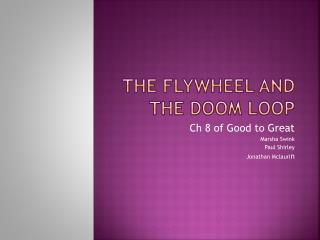 The flywheel and the doom loop