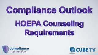 Compliance Outlook