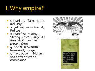 I. Why empire?