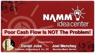 Poor Cash Flow Is NOT The Problem!