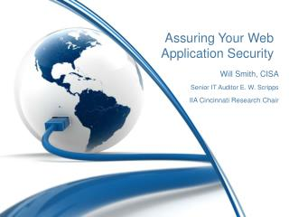 Assuring Your Web Application Security