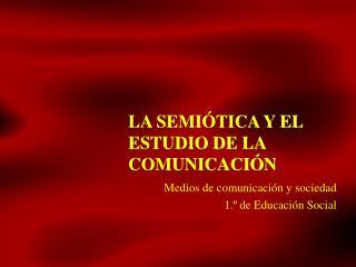medios de comunicaci n y sociedad 1.  de educaci n social