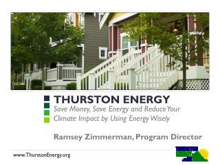 THURSTON ENERGY
