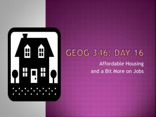 GEOG 346: Day 16