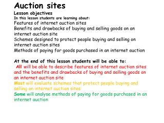 Starter H ow many of YOU would be willing to buy second hand goods online?  If not, why not?